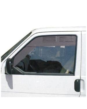 Fahrerhaus-Lüftungsgitter für Wohnmobile VW T4 ab 1990 bis 2003 schwarz